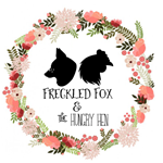 Freckled fox and the hungry hen